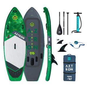 Aztron Sirius Φουσκωτή Σανίδα River/Surf SUP 9.6  – 289cm AS-501D