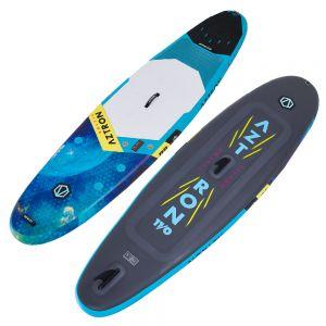 Aztron Soleil Φουσκωτή Σανίδα Windsurf/Kayak SUP 11.0  – 335cm AS-901D