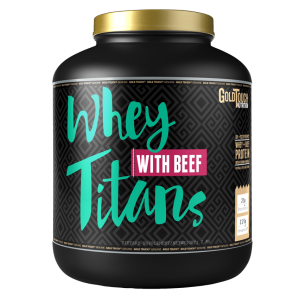 Gold Touch Whey Titans with Beef 2kg
