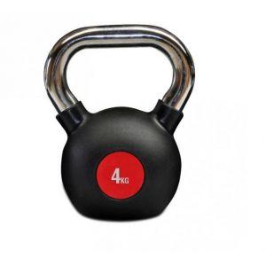 Power Force kettlebell με επικάλυψη από λάστιχο 4kg PF-100204
