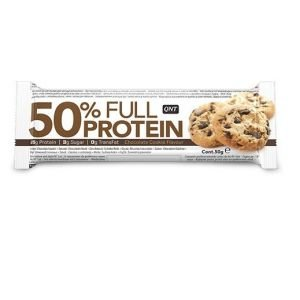 QNT 50% FULL PROTEIN BAR Chocolate Cookie