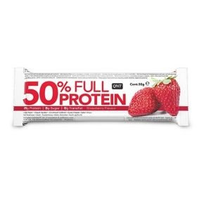 QNT 50% FULL PROTEIN BAR Exotic Strawberry