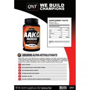 QNT AAKG 4000 100tbs