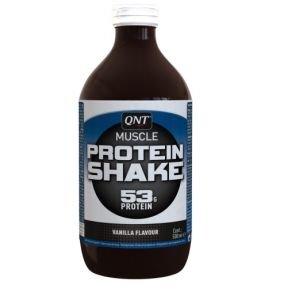 QNT PROTEIN SHAKE 500ml Vanilla