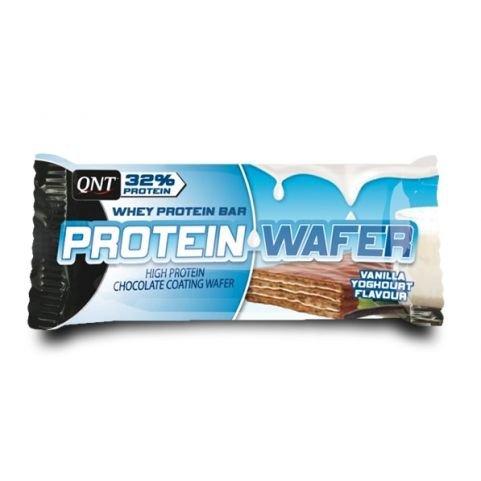 QNT PROTEIN WAFER BAR 35gr Vanilla - Yogurt 12ΤΕΜ