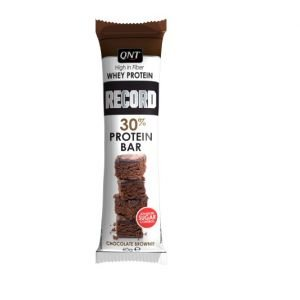 QNT RECORD 30% PROTEIN BAR Chocolate Brownie