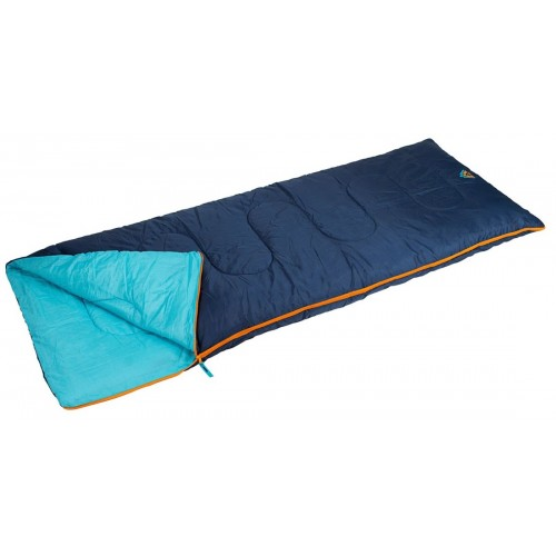 Abbey Camp Sleeping bag ενηλίκων 21NL Μπλε