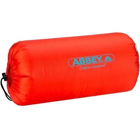 Abbey Camp Sleeping bag ενηλίκων 21NL Κόκκινο