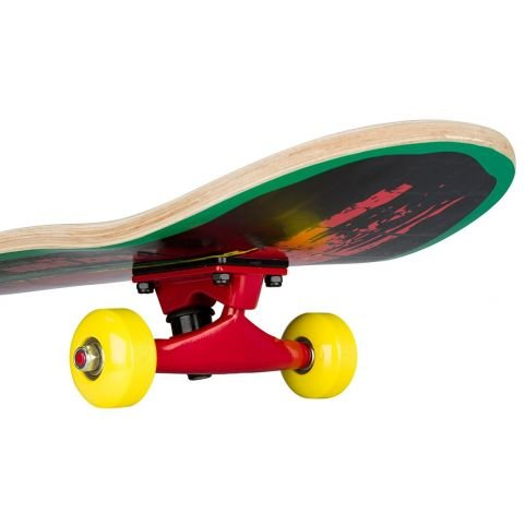 Black Dragon Skateboard AGR