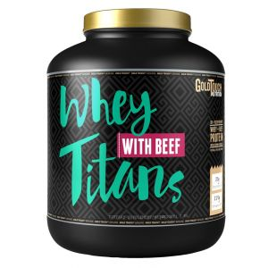 Gold Touch Whey Titans with BEEF 2kg Milk Chocolate