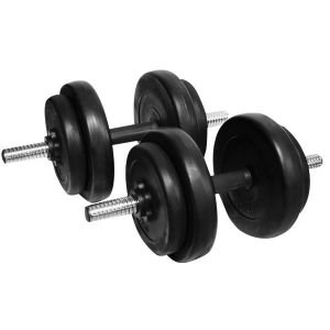 InSportline Σετ Αλτήρων 20kg IS1860