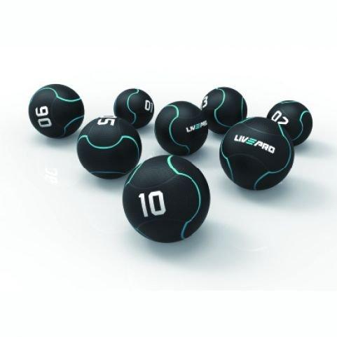 Live Pro Solid Medicine Ball 2kg Β 8110-02