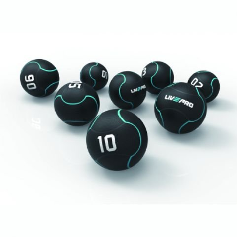 Live Pro Solid Medicine Ball 7kg Β 8110-07