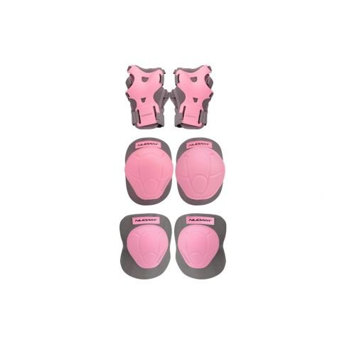 Nijdam Προστατευτικά Skateboard Ροζ