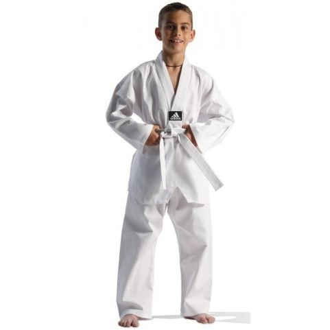 Taekwondo Uniform adidas - Ribbed Tobok T220