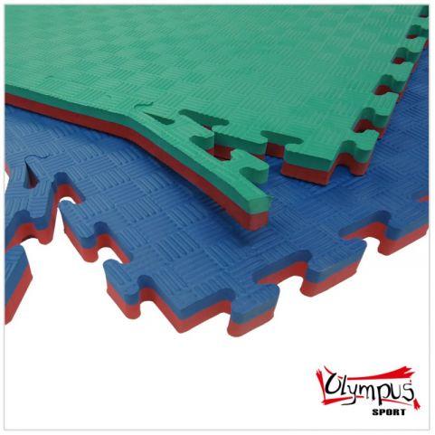 Olympus Sports Floor Mat Tatami ECONOMY EVA Foam 100x100x2.5cm 73280233