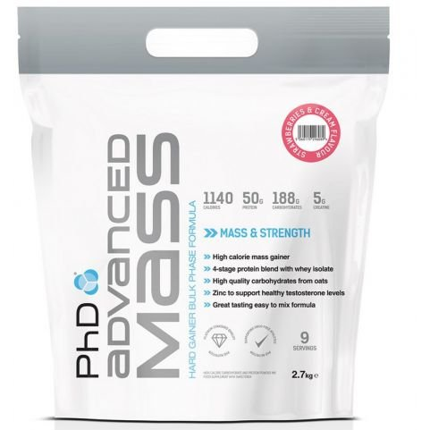 PhD Advanced Mass 2,7kg