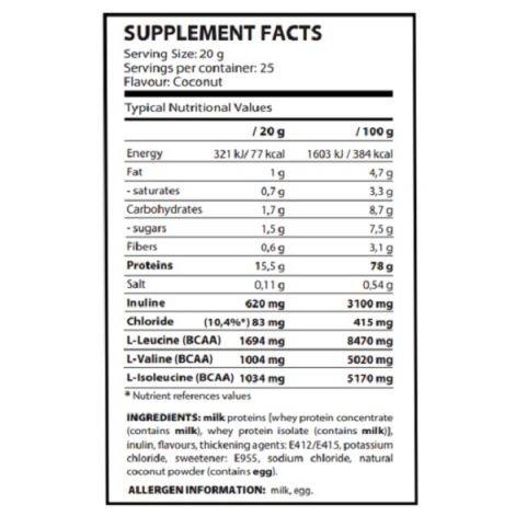 QNT Light Digest Whey Protein 500gr