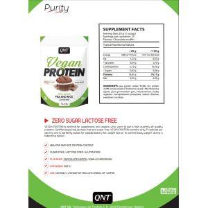 QNT Vegan Protein 500gr