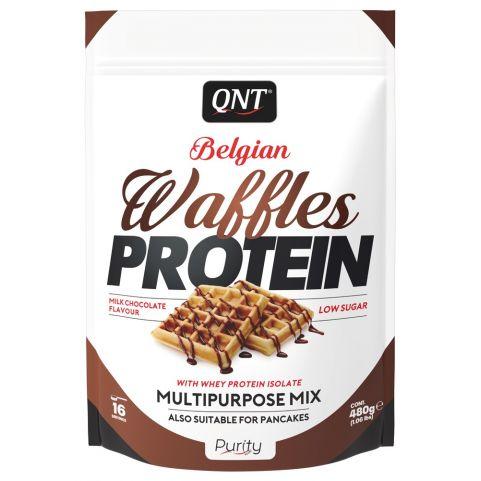 QNT Waffles Protein 480gr