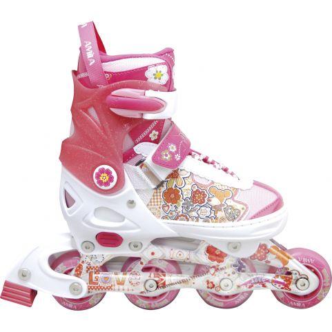 Amila In-Line Skate Αλουμινίου 33-36 48918