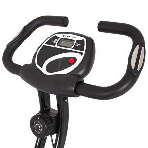 InSportline Αναδιπλούμενο Ποδήλατο Γυμναστικής Xbike Cube 20146