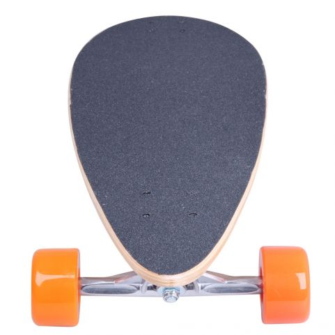 Worker Longboard Skully 11139