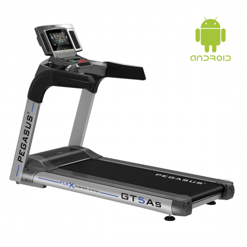 Pegasus GT5As Android Hμιεπαγγελματικός Διάδρομος Γυμναστικής 3.0HP AC
