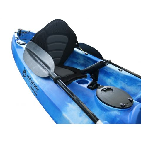 "Life Sport διθέσιο Kayak ""Happiness"" (2 ενήλικοι + 1 παιδί) VK-07"
