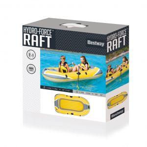 Bestway φουσκωτή βάρκα Hydro Force Raft III 15615