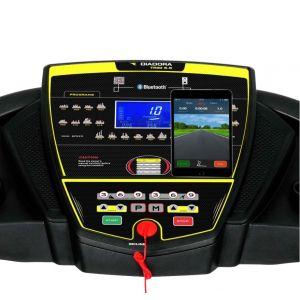 Diadora Fitness Ηλεκτρικός Διάδρομος Trim 5.5  2.25HP