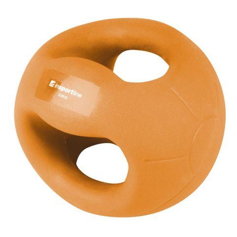 Insportline Medicine Ball με λαβές 2-6 kg IS1348