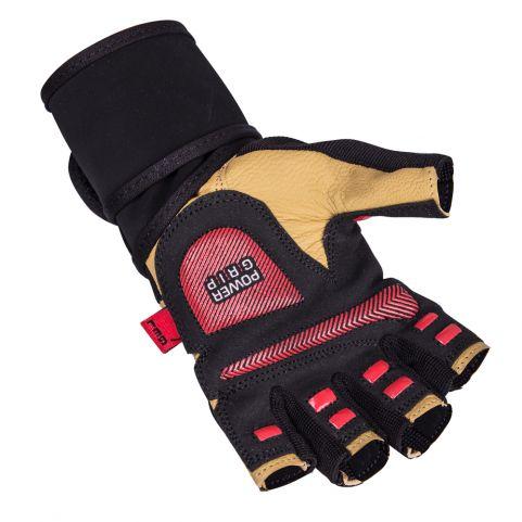 Insportline δερμάτινα γάντια γυμναστικής Trituro 16489