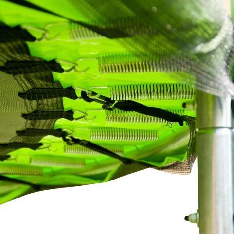Insportline Τραμπολίνο με Δίχτυ Froggy Pro 244cm 9773
