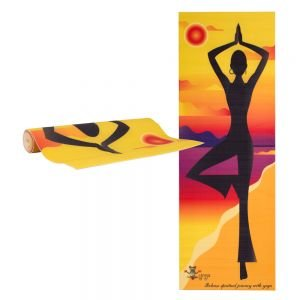 Insportline Medita Στρώμα Yoga 173 x 61cm