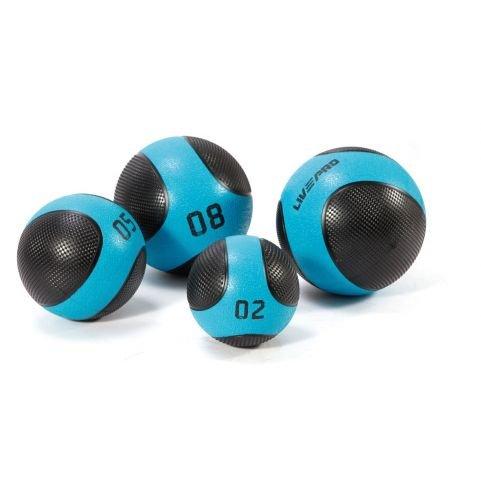 Live Pro Solid Studio Medicine Ball 5kg Β 8112-05