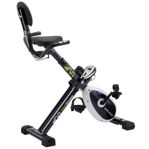 Movi Fitness Αναδιπλούμενο Ποδήλατο Γυμναστικής MF-620 X-Compact