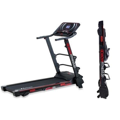 Movi Fitness Διάδρομος Γυμναστικής MF-296 1.75HP