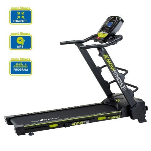 Movi Fitness Διάδρομος Γυμναστικής MF-395 2.0HP