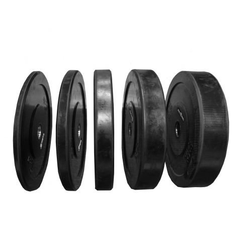 Power Force CrossFit Bumper Olympic Plate 25kg
