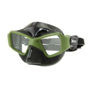 XDive μάσκα θαλάσσης Face Green 61081