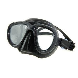 XDive μάσκα θαλάσσης Ricon Black 61026