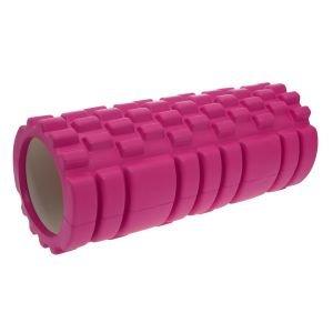 Life Fit Foam Roller A01 33x14cm Ροζ