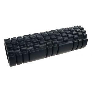 Life Fit Foam Roller A11 45x14cm Μαύρο