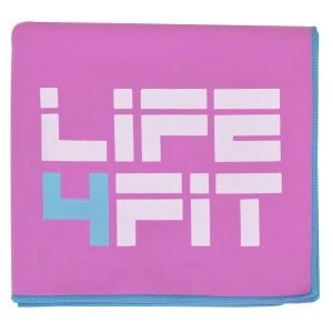 Life Fit Quick-Dry Towel Πετσέτα πάγκου RUC-20 ροζ