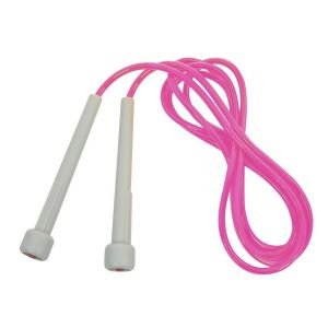 Life Fit SpeedRope σχοινάκι ρυθμιζόμενο A01 Ροζ
