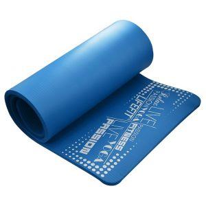 Life Fit Στρώμα γυμναστηρίου NBR Mat Exclusive C01-05 180 x 60cm Μπλε