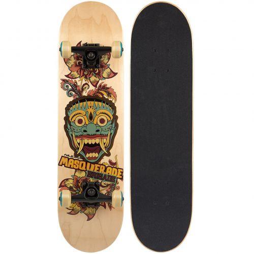 Nijdam Skateboard Masquerade Brigade TBB