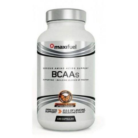 Maximuscle Maxi BCAAs 130caps