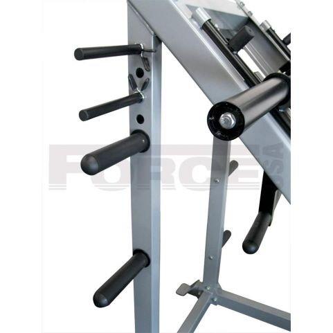 Force Πρέσα Ποδιών - Leg Press  Hack Squat Combo F-LPHS
